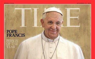 PAPE FRANÇOIS LÂCHE PRISE, C'EST MATHÉMATIQUES(fermaton.overblog.com)