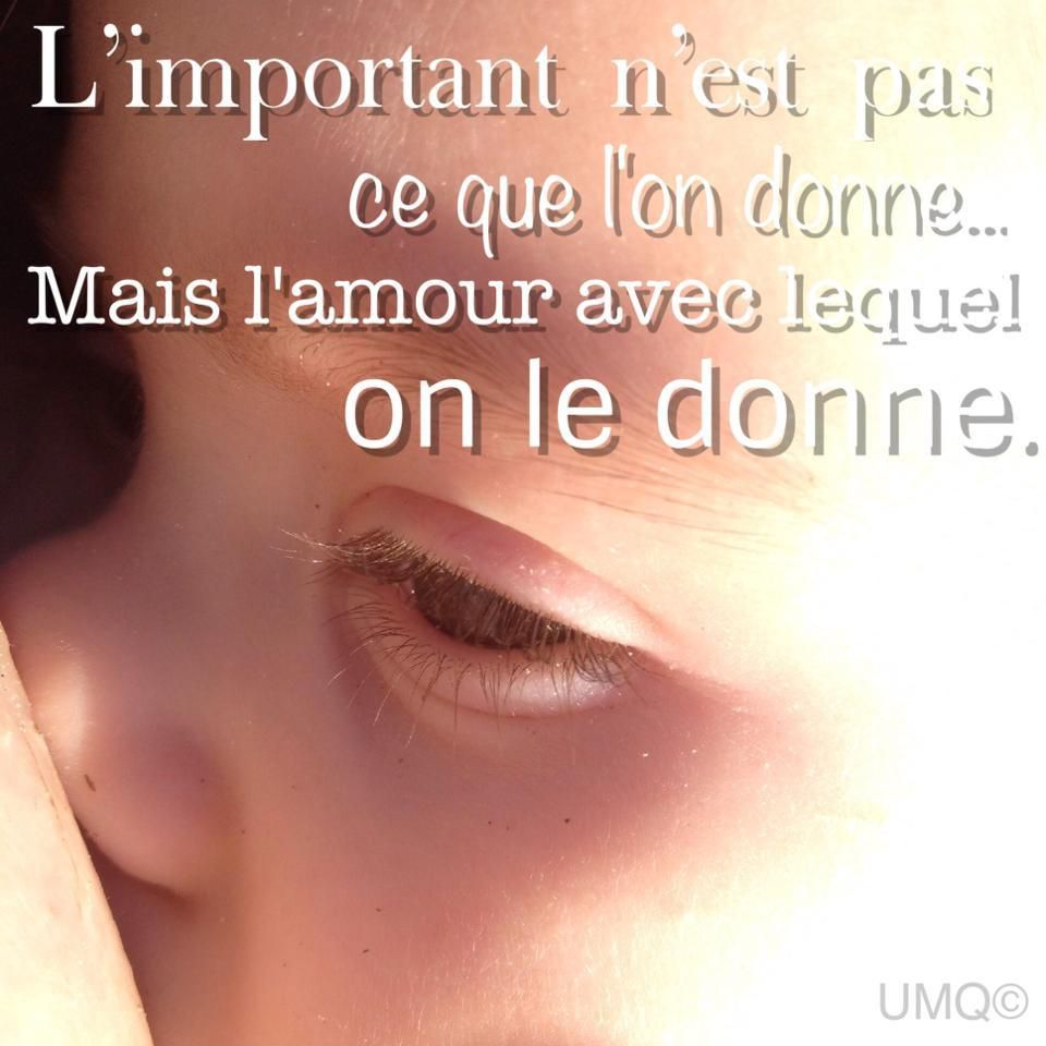#CitationDuJour #PicOfTheDay recueil Facebook :)