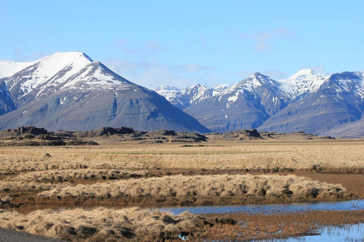 La route des fjords du sud-est