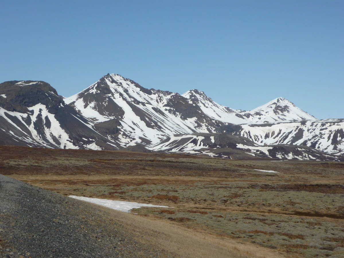 On the road : Gullfoss - Parc National de Þingvellir