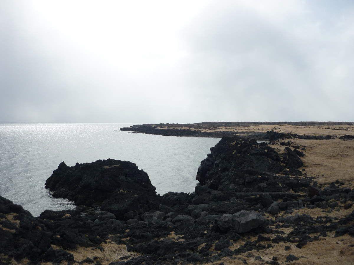 Búðir- Péninsule de Snæfellsnes