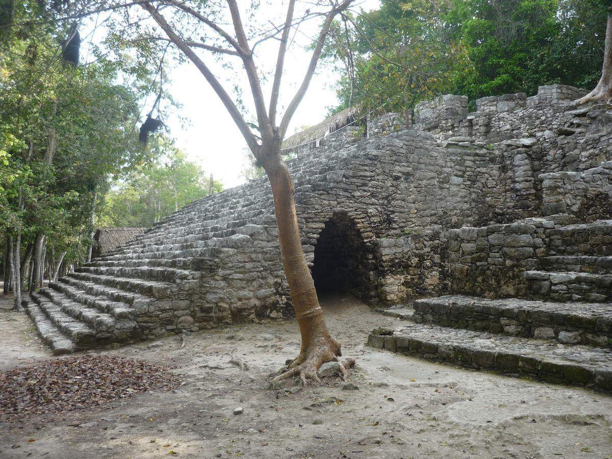Cobá : Le village Maya / Groupe Cobá
