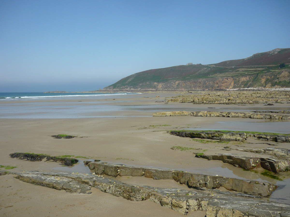 Baie d'Ecalgrain - Cotentin