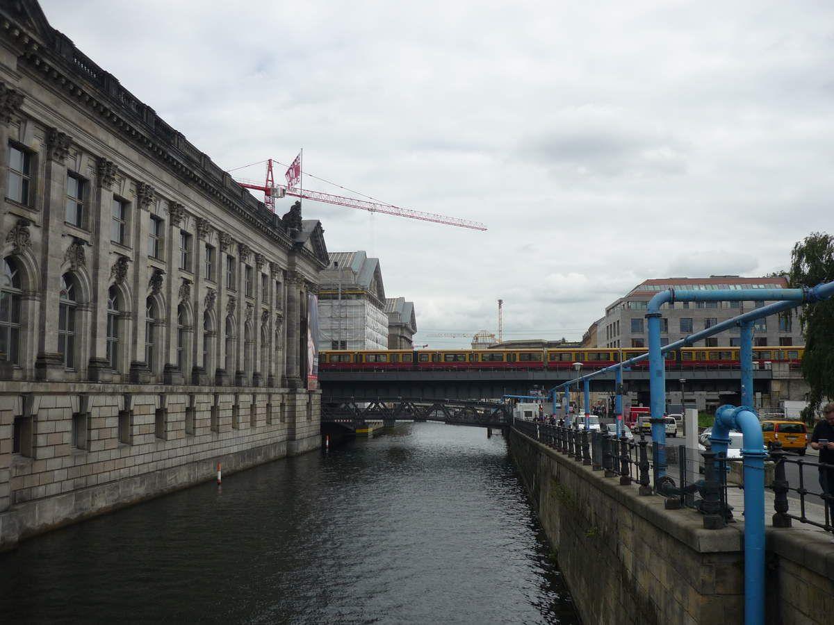 Autour d'Alexanderplatz et de l'île aux musées - Berlin