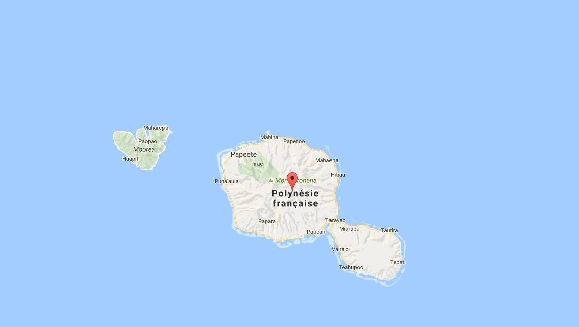 Marae Arahurahu - Tahiti