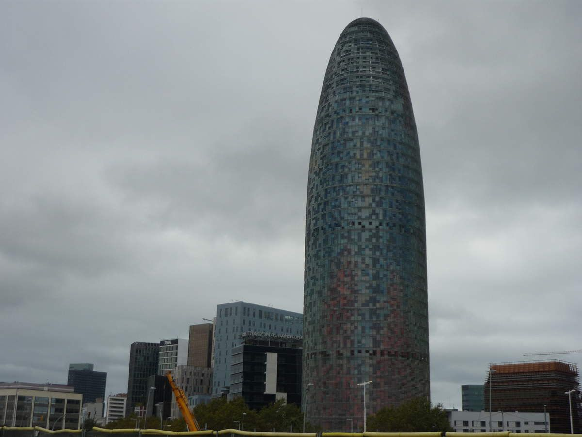 Mercat Del Encants - Port Olímpic - Barcelone