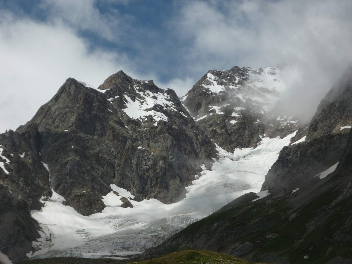 Refuge Elisabetta - Alpes - TMB