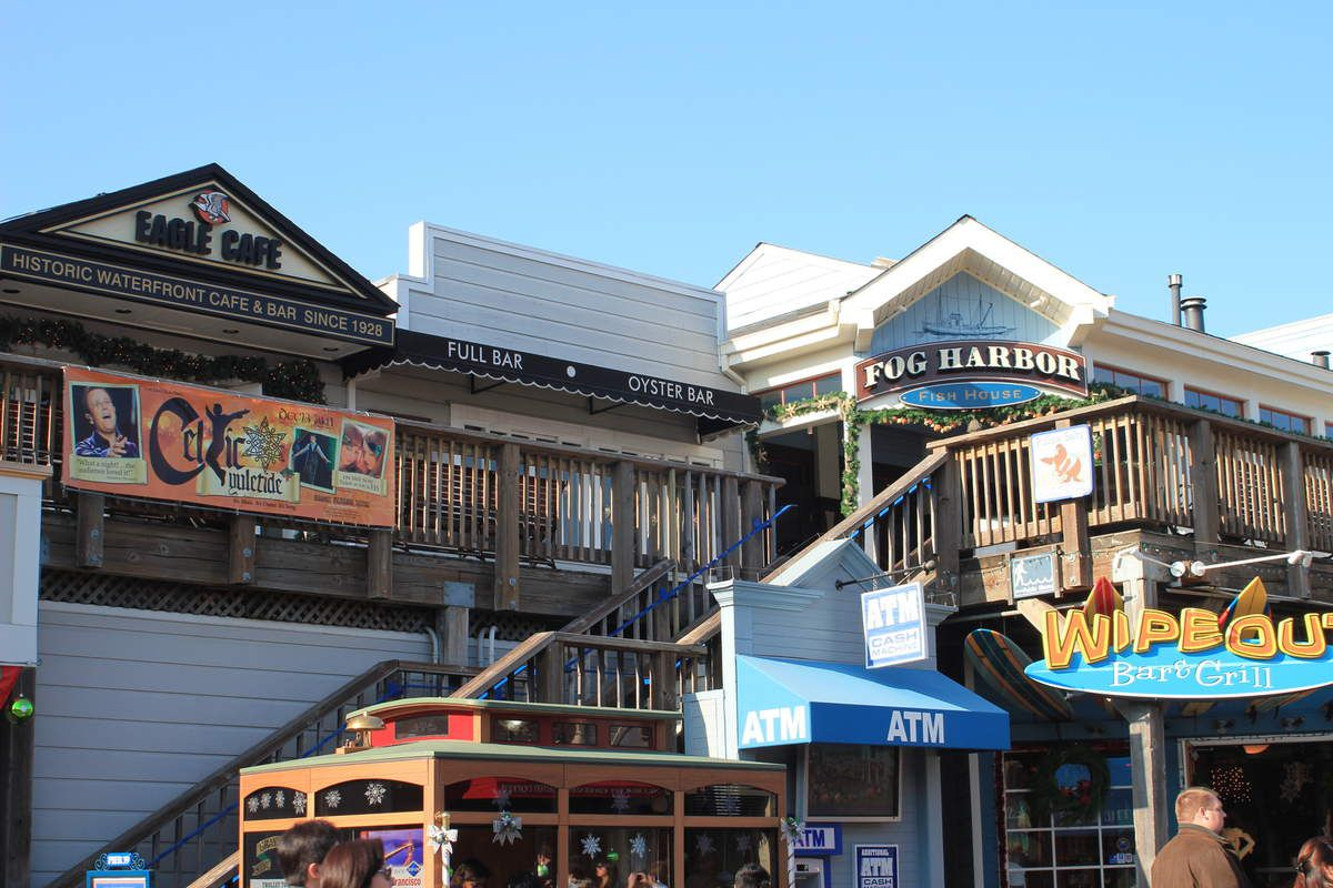 Fisherman's Wharf - San Francisco