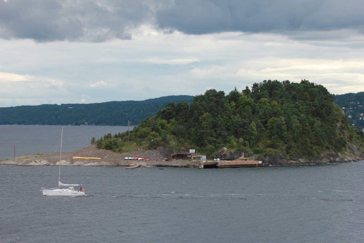 Ile de Langøyene - Oslo