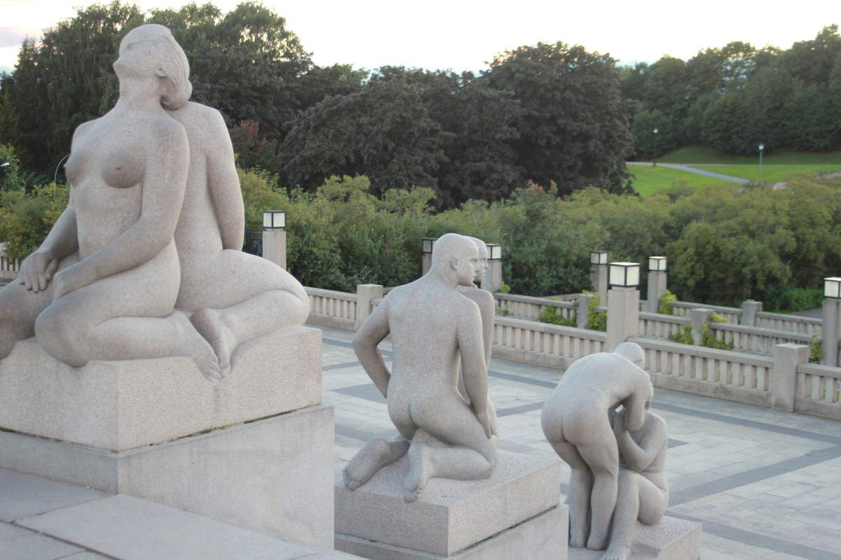 The Vigeland Park - Oslo