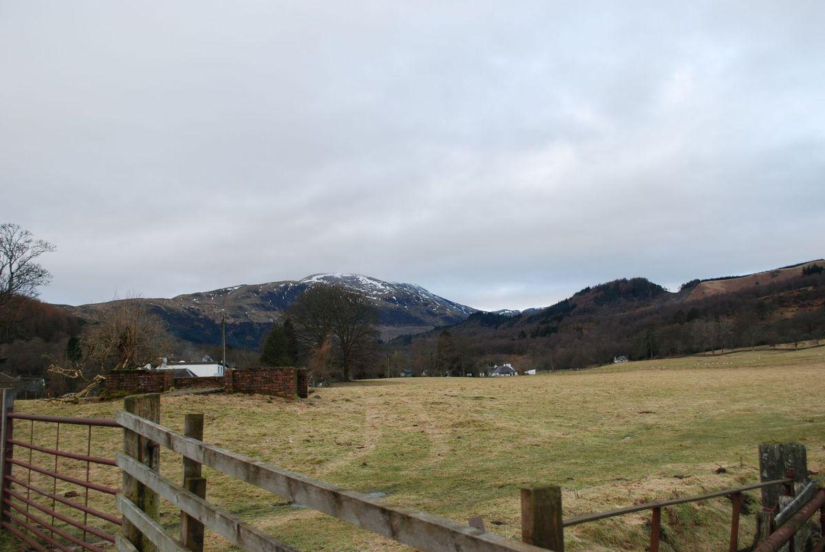 Highlands - Parc national de Cairngorms