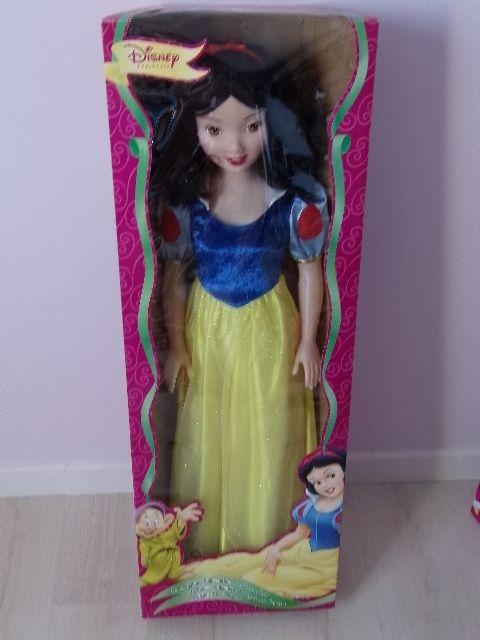 Poupée Walt Disney Blanche Neige 90 cm