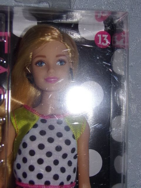 Poupée Barbie Fashionistas n°13 édition 2015