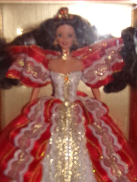 Poupée BARBIE 1997 HAPPY HOLIDAYS NEUVE NRFB