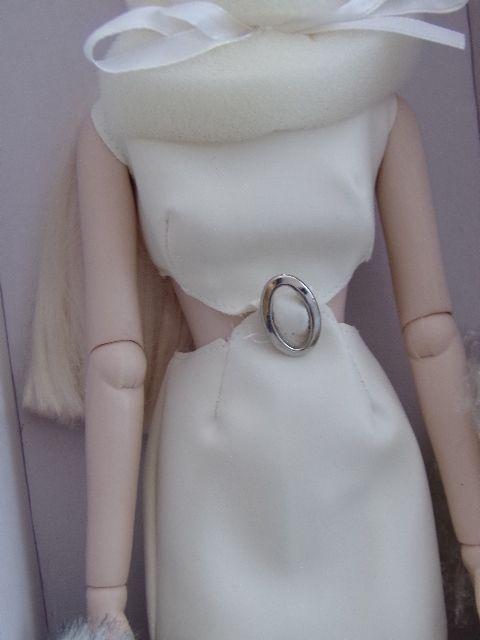 Poupée mannequin Tonner BIANCA LAPIN NEUVE dans sa boîte d'origine 40cm NRFB