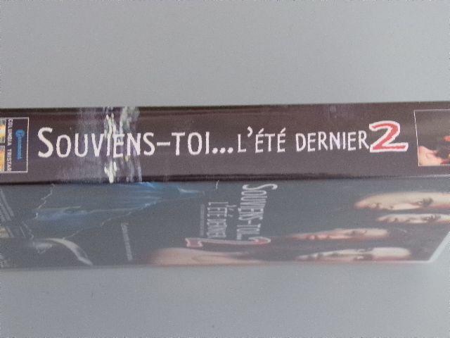 Cassette vidéo - VHS - Souviens-toi... L'été dernier 2