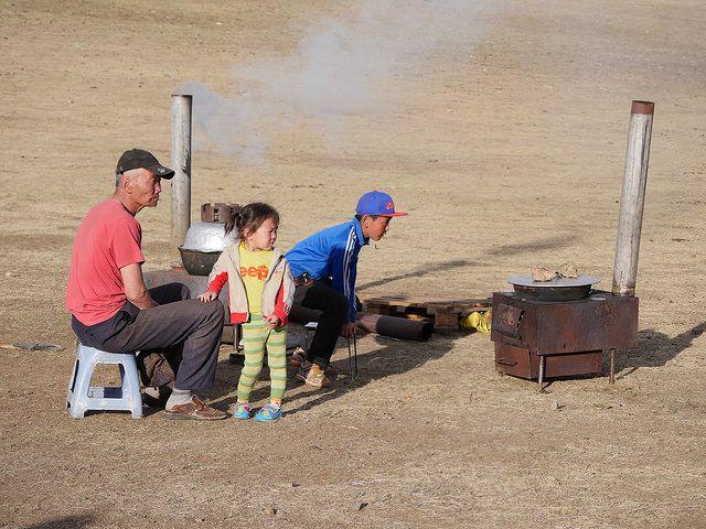 Pour ma 2° 333, le désert de Gobi ! Juin 2017