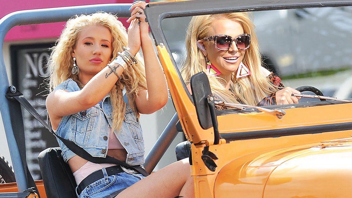 Nouveauté musique : Britney Spears - Pretty girls