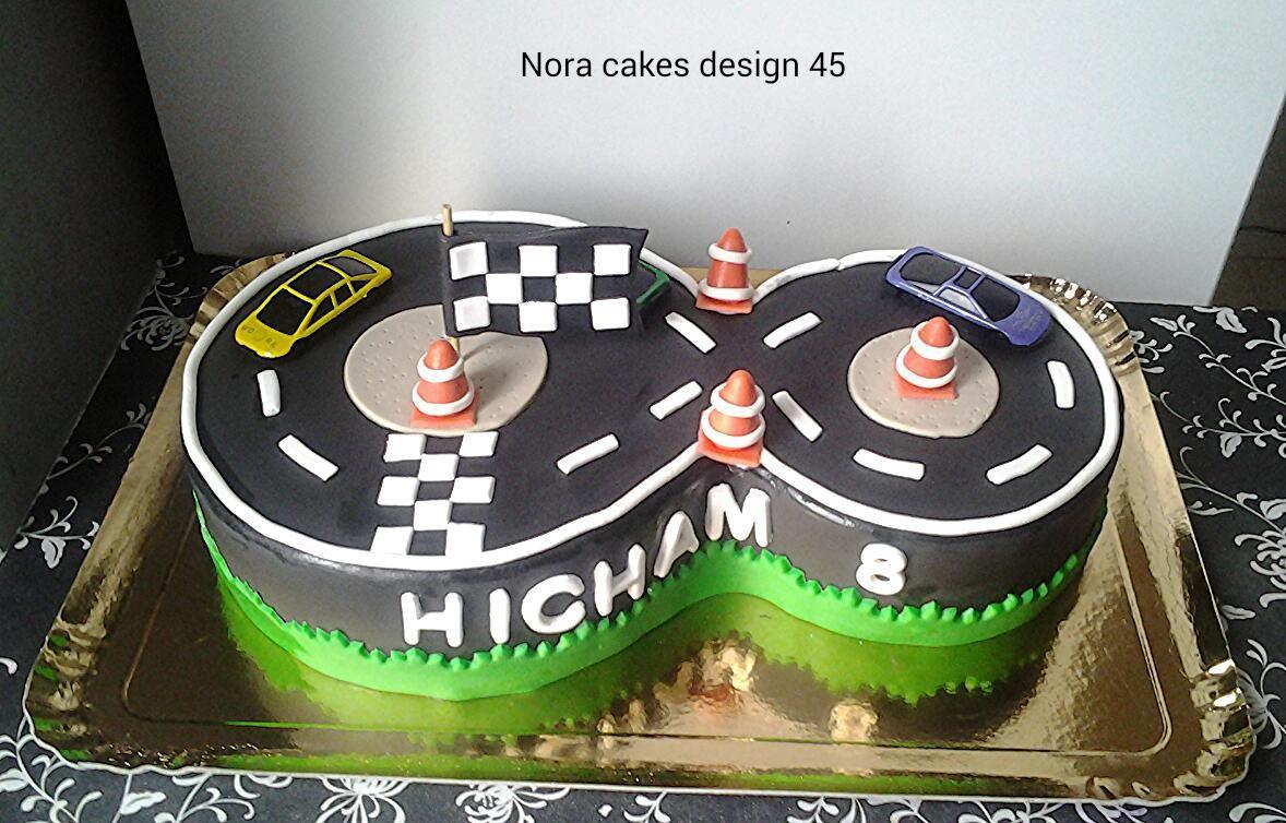 Bevorzugt Gâteau circuit automobile! - Wedding cakes et cakes design dans le  HC13