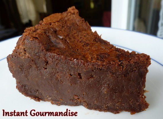 L'Assassin : Gâteau au Chocolat et au Caramel