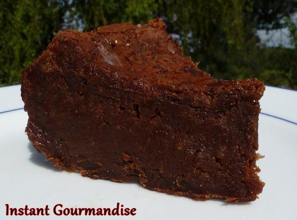 Gateau assassin chocolat