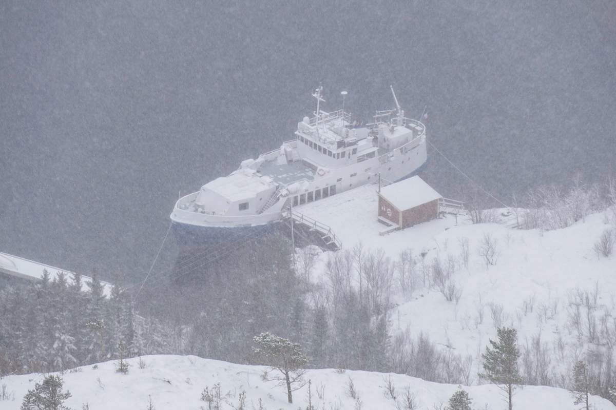 Bodø - Tromsø en dix jours