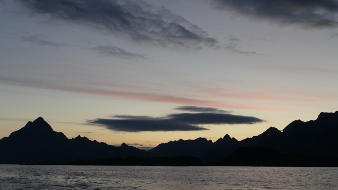 Goodnight Lofoten