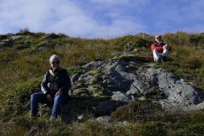 Anne-Marie et Marceau