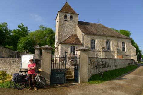 Église de St-Cyr-en-Arthies