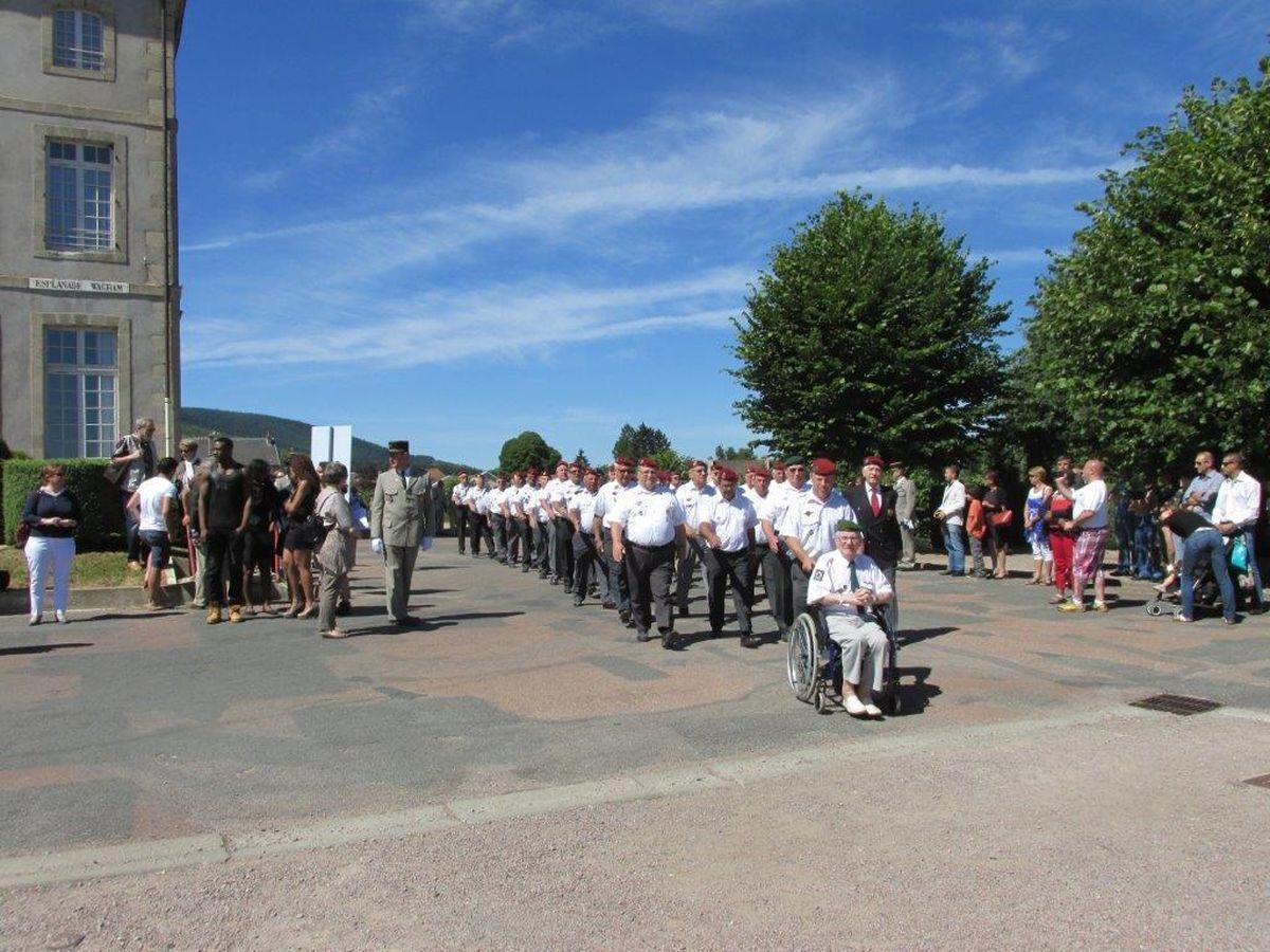 40-Lycée Militaire à AUTUN, le 21 Juin 2014