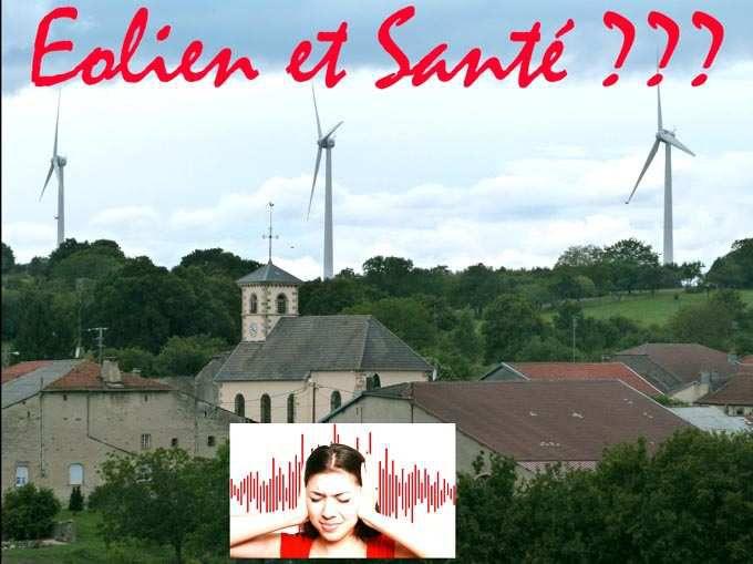 Rapport éolien de l'Anses - un nouveau scandale!