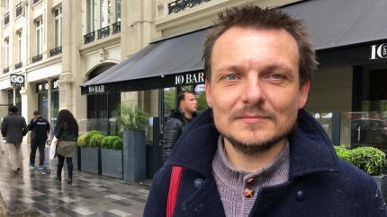 Retour de Grégory Pasqueille, ennemi public numéro 1 en Politique