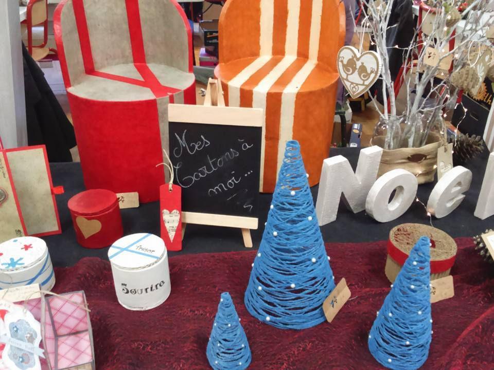 Expo marché de Noël..