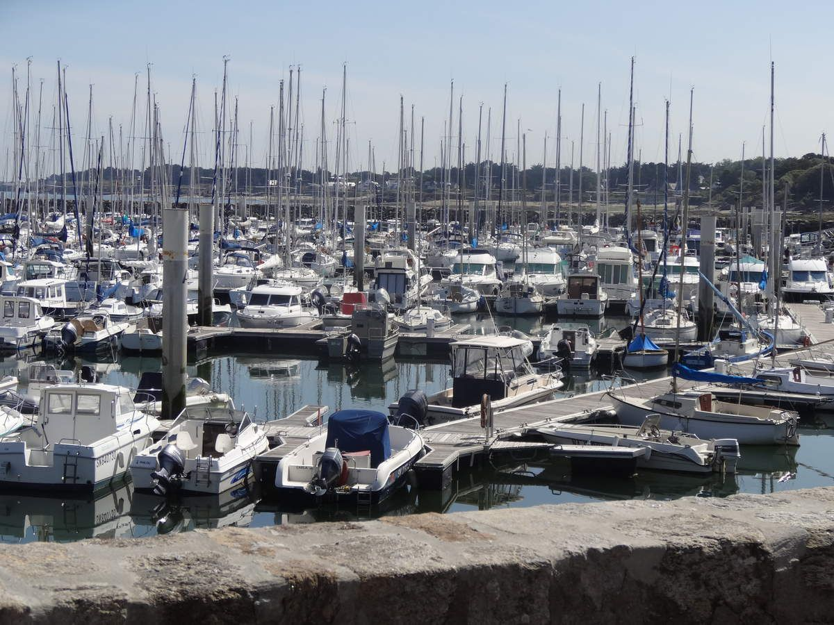 Le port de Piriac