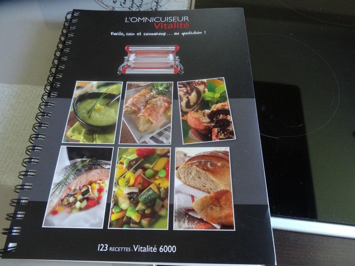 Le livre recettes