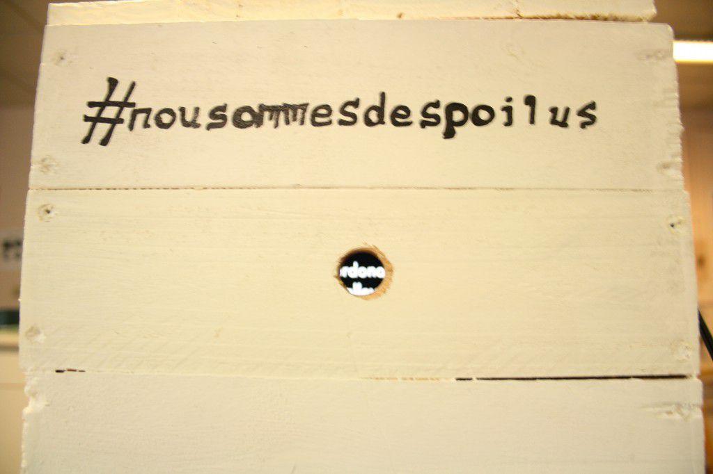 """Le """"numétoscope"""" présent à LUX, Valence"""