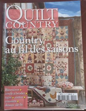 Cintre country (HS21 Quilt Country)