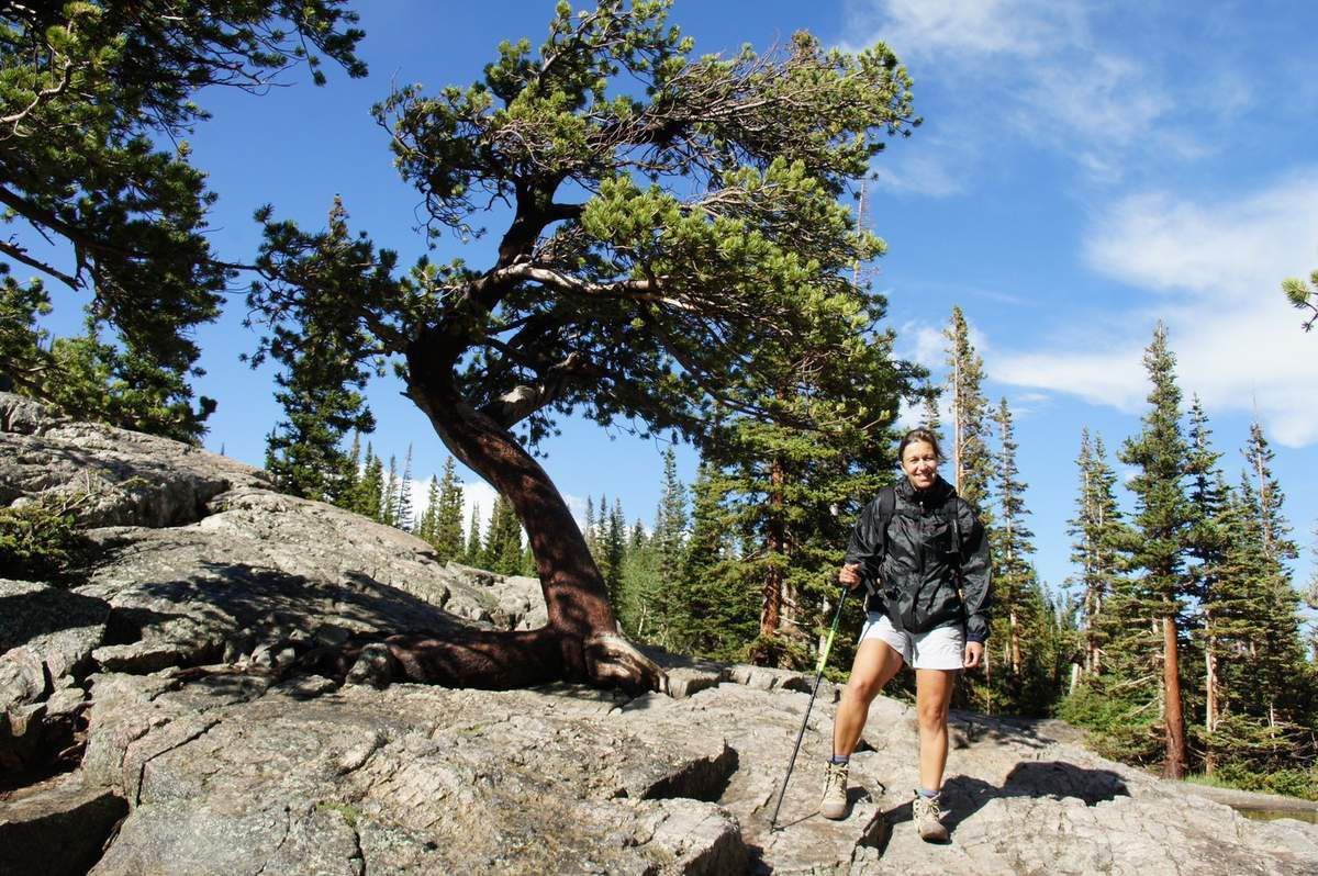 Rocky Mountain National Park (12/08/2017)