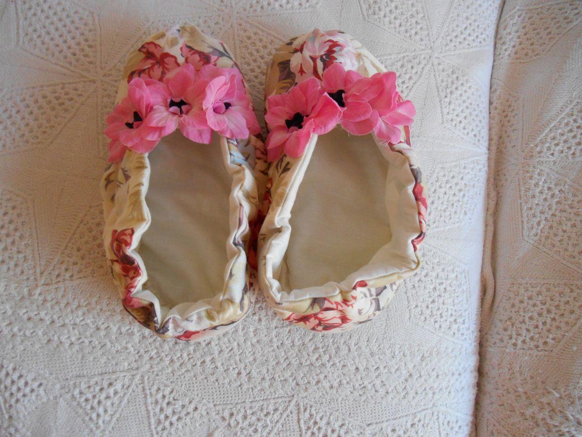 deux petits chaussons...