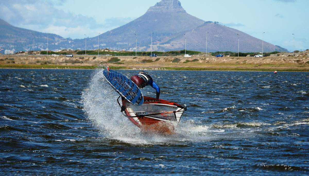 Cape Town part 2: Rietvlei lake