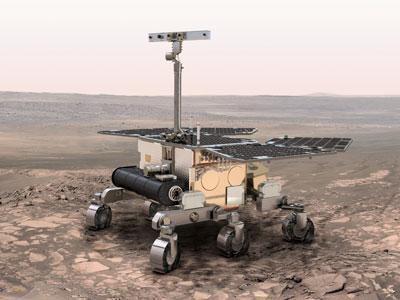 Un radar made in France sur Mars en 2020