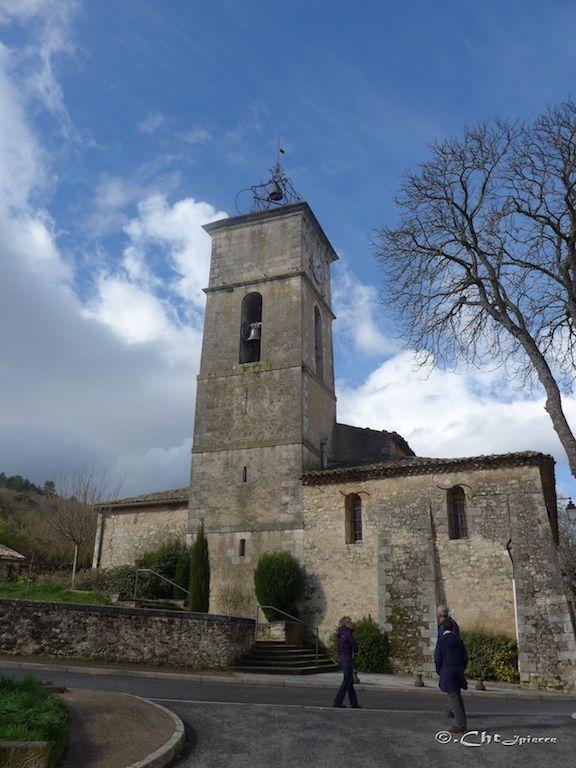 Le village de Cerste.
