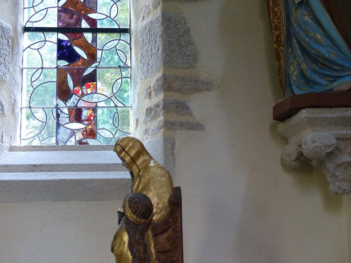 PLONEIS Chapelle Sainte Anne Prat-ar-Raz janvier//avril2016