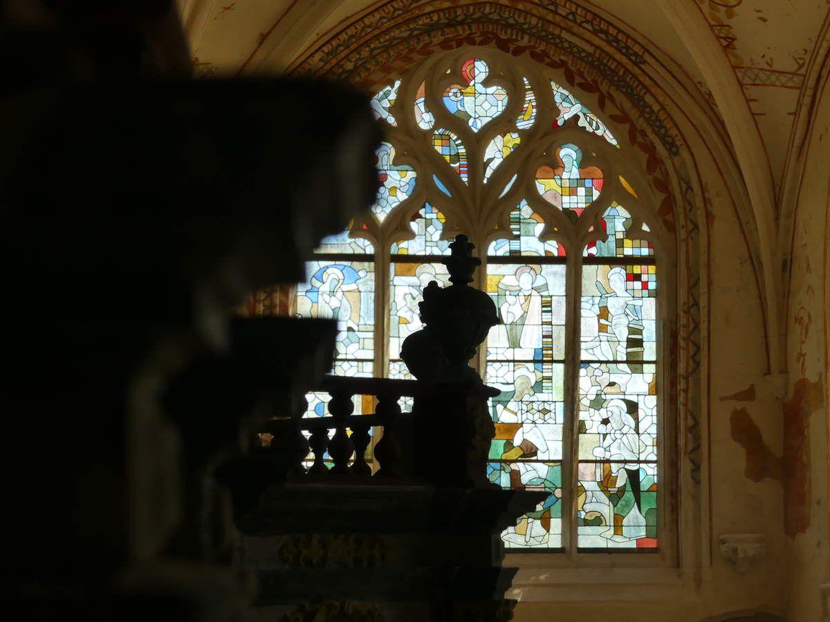 29 LANDREVARZEC Chapelle de Quilinen