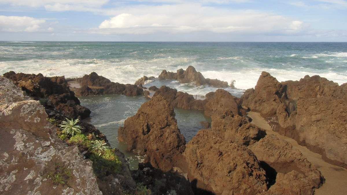 MADERE : A la découverte de l'Ouest de l'île.