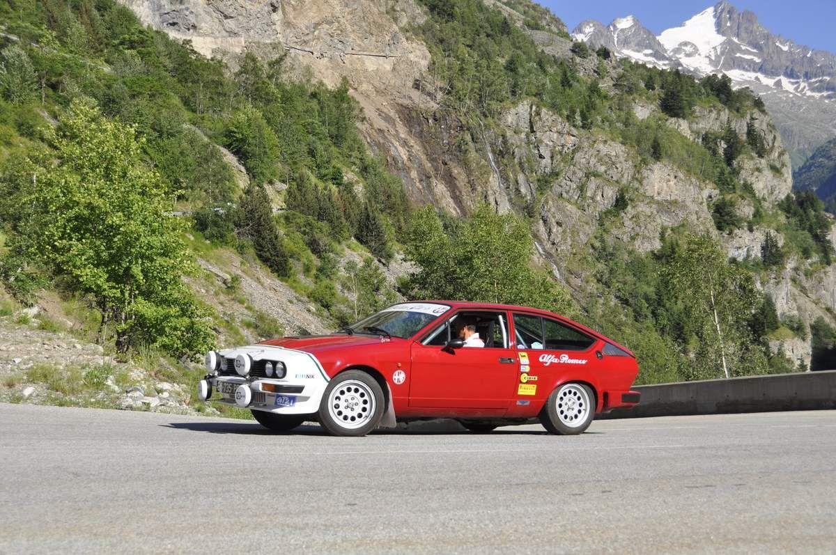 Alfa Romeo Alfetta GTV6 1981