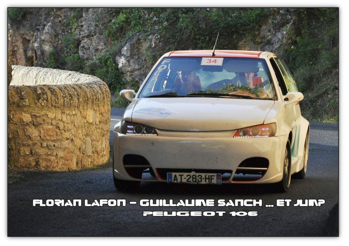 Le Rallye des Vautours, 27 et 28 août 2016