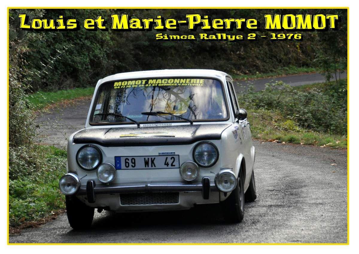 14ème Rallye du Gard Historique 2016