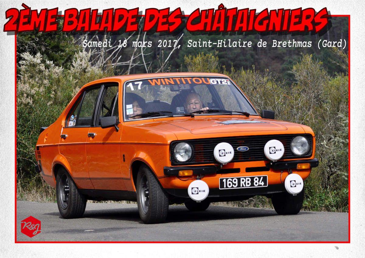 Le like du WE - 2ème Balade des Châtaigniers, Saint-Hilaire de Brethmas (Gard)
