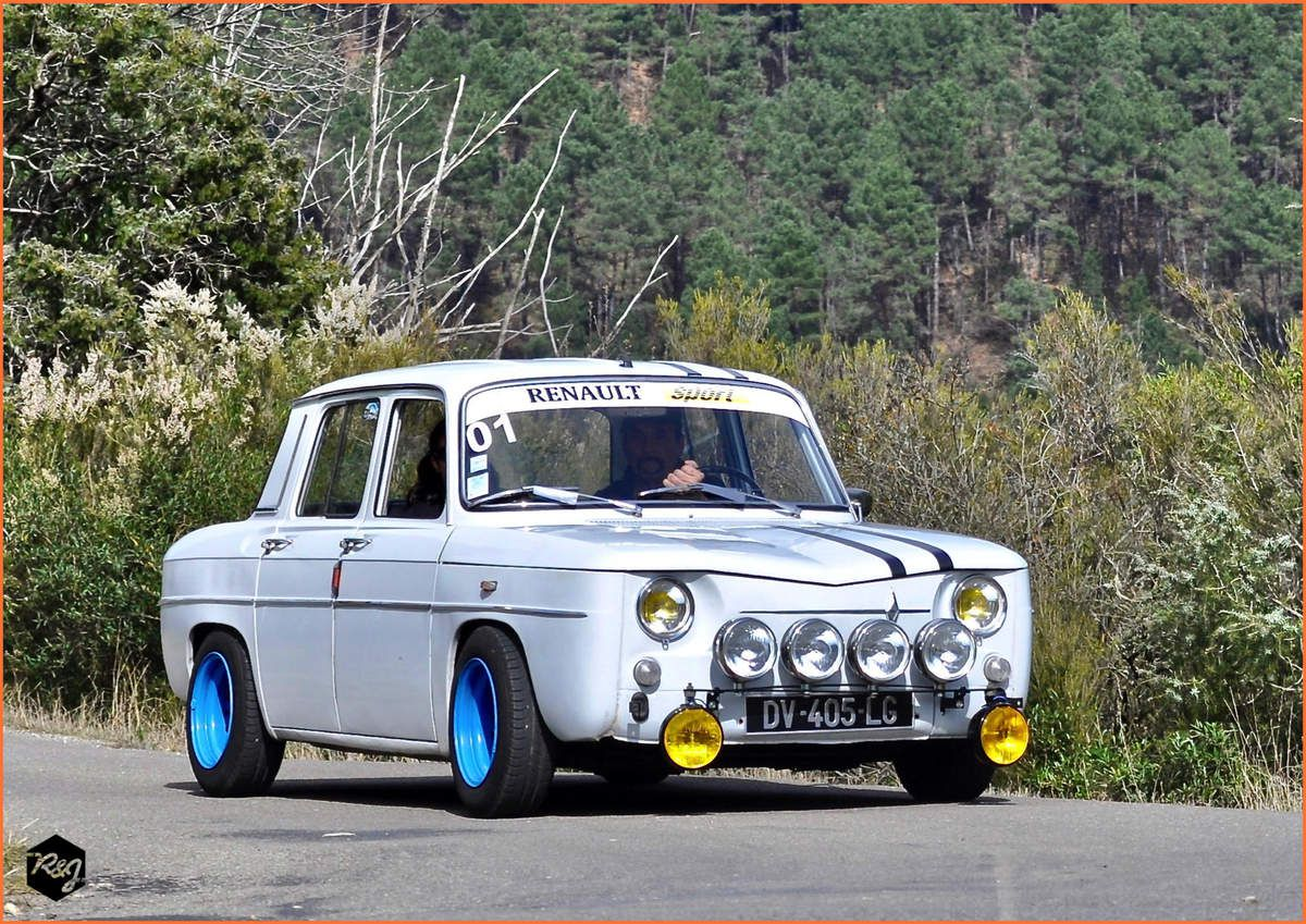 01 - Roger CORRENSON - Renault 8 (1964)